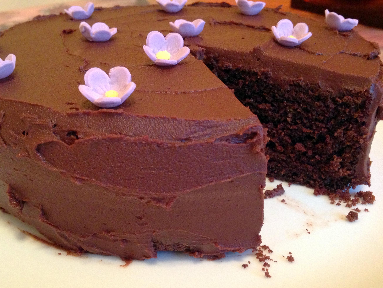 Tom Kerridge Chocolate And Ale Cake Recipe